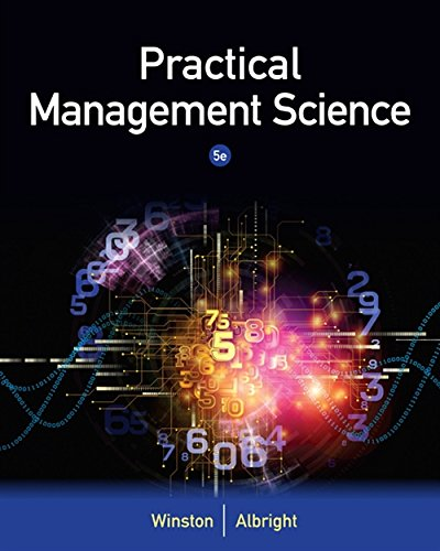 Practical Management Science