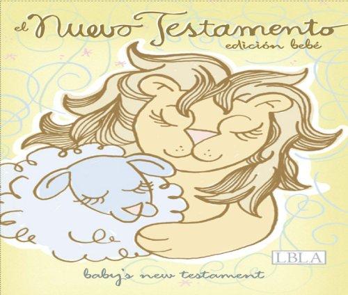 LBLA Nuevo Testamento, Bebe (Spanish Edition): Holman Bible ...