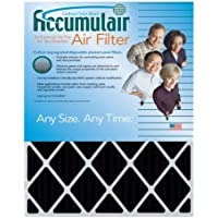 Accumulair Carbon 18x24x6 (17.5x23.5x5.88) Odor eliminating Air Filter/Furnace Filter