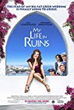 MY LIFE IN RUINS Original Movie Poster 27x40 DS - NIA VARDALOS