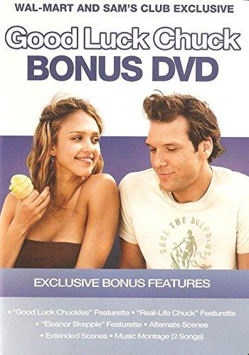 Good Luck Chuck Walmart Exclusive Bonus DVD