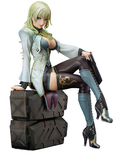 Good Smile Border Break: Yamashita Version Fiona PVC Figure