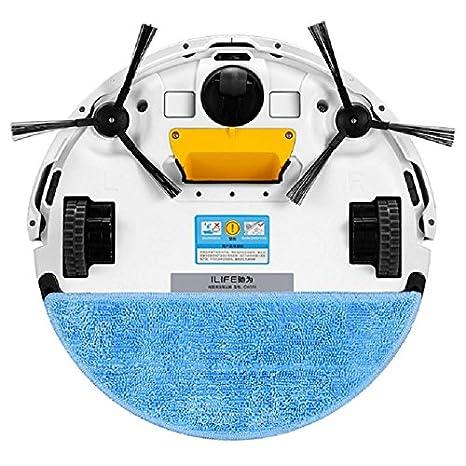 ilife V5S Pro inteligente Robot aspirador inteligente mando a distancia 2 en 1 en seco húmedo kehr Robot: Amazon.es: Hogar