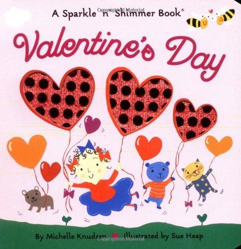 [Valentine's Day: A Sparkle 'n' Shimmer Book] (Valentine Sparkle)