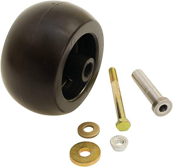 Exmark 1-603299,Black Stens 210-165 Deck Wheel