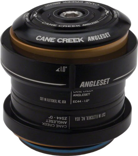 Cane Creek Angleset EC44 /28.6 ZS44/30 Headset by Cane Creek