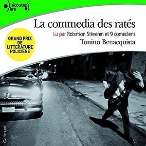 La commedia des ratés | Livre audio