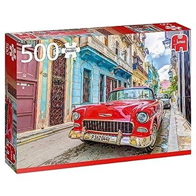 Premium Collection 18803 Havana Cuba Puzzle Da 500 Pezzi Multicolore