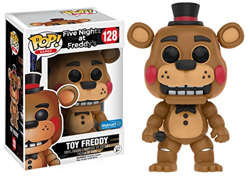 Funko Five Nights At Freddy's Limited Edition Toy Freddy Pop