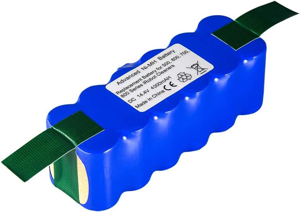 Batterie 4500 mAh 14.4 v pour Robotic u290 Saugroboter