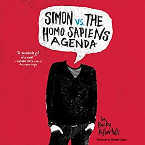 Simon vs. the Homo Sapiens Agenda Audiobook