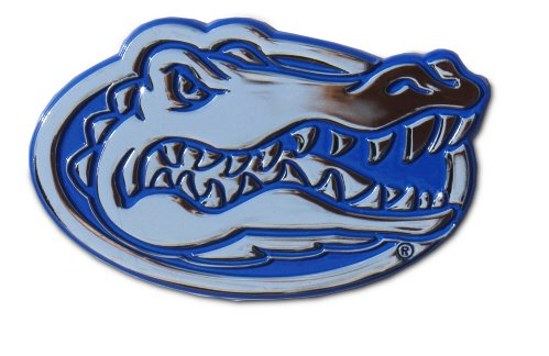 Florida Gators Ultra Premium Metal Car Emblem