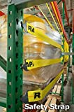 Rack Safety Strap - Rack Safety Strap for 8 ft. Bay - 2'' x 98.5''L