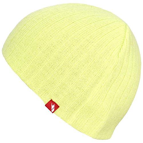 Adolescentes Beanie Gorro Citro Amarillo Invierno Trespass Punto Stagger Estilo Modelo para qa8IHpw8