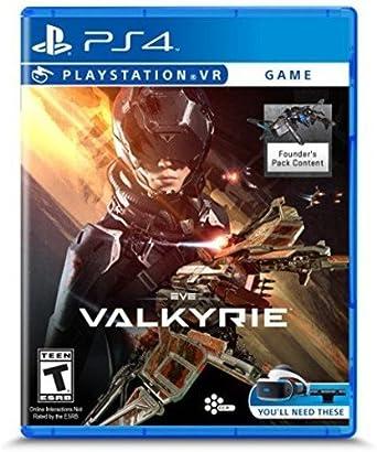 Sony EVE Valkyrie PS4 VR Básico PlayStation 4 vídeo - Juego ...