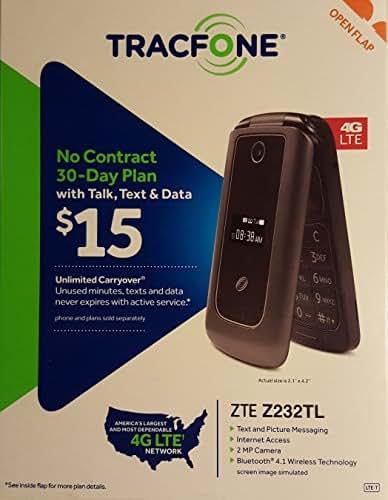 Mua TracFone ZTE Android Flip 4G trên Amazon Mỹ chính hãng giá rẻ