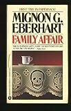 Family Affair, Mignon G. Eberhart, 0446325295