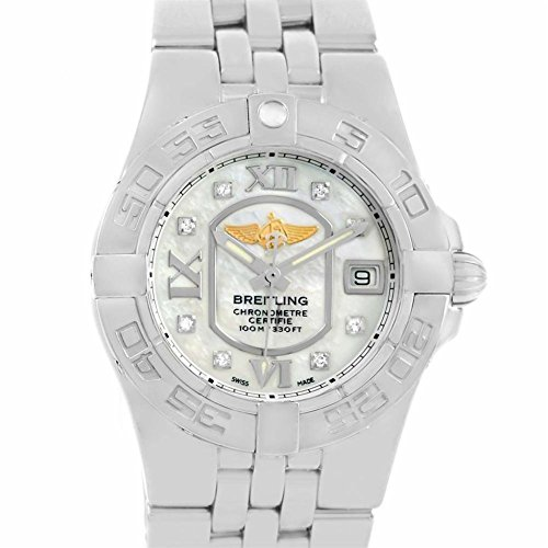 Breitling Starliner quartz womens Watch A71340 (Certified Pre-owned)