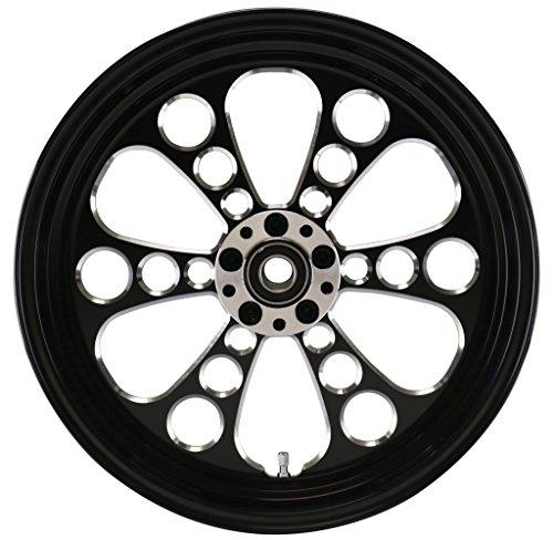 Ultima¨ Black Kool Kat¨ Aluminum Rear Wheel, 18