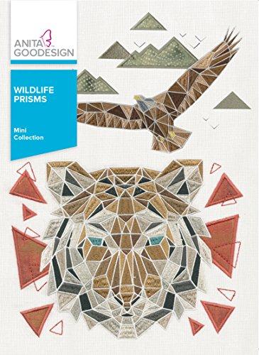 Anita Goodesign Embroidery Designs Wildlife Prisms