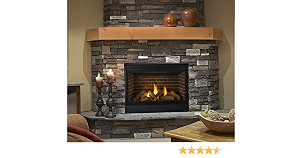Home & Kitchen Fireplaces ghdonat.com 42N Majestic Quartz Series ...