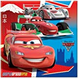 Disney Cars Party Napkins - Pack of 20