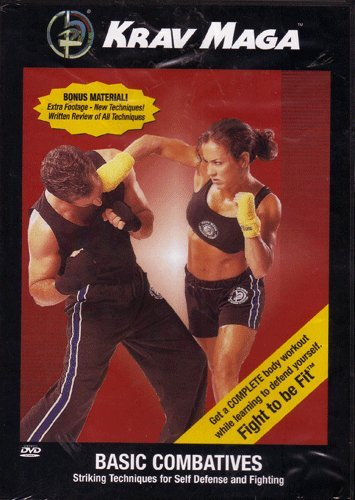 Krav Maga Basic Combatives DVD (Krav Maga Best Self Defense)