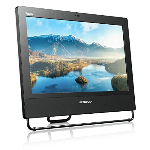 Lenovo ThinkCentre M73z 20″ All-in-One Desktop PC – Intel Core i5-4570S 2.9GHz, 6GB, 500GB HDD, DVD, Webcam, Windows 10 Pro (Certified Refurbished)