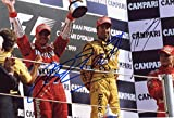Ralf Schumacher & Heinz-Harald Frentzen & Luis Perez-Sala autographs, IP signed photo