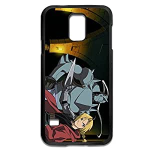 Fullmetal Alchemist Edward Alphonse Elric Thin Fit Case Cover For Samsung Galaxy S5 - Cool Case