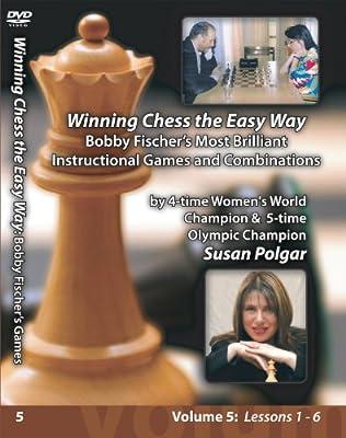 Bobby Fischers Most Brilliant Instructional Games & Combinations, Polgar Vol.5