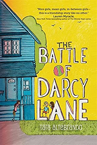 book cover of The Battle of Darcy Lane