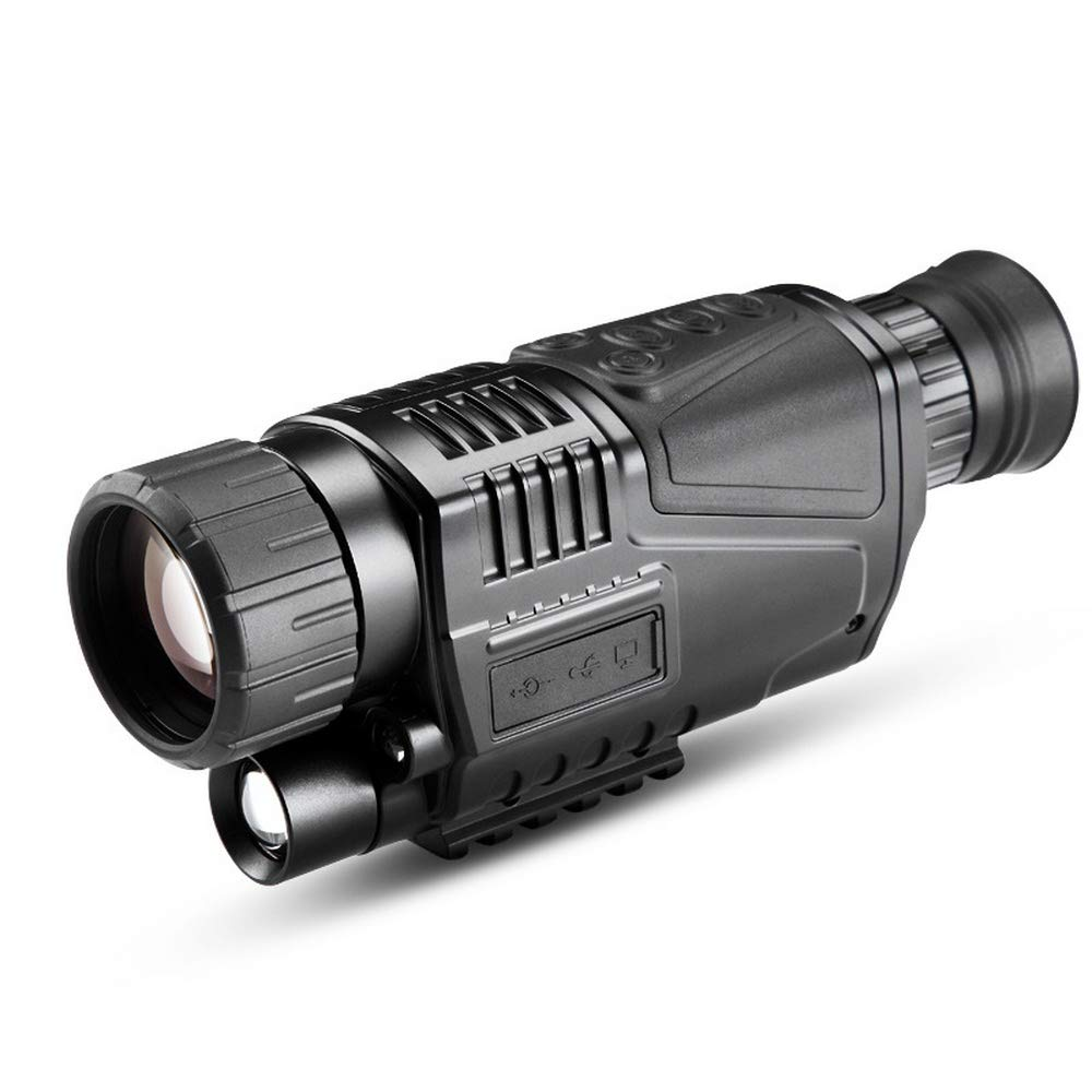 Changli Night Vision Infrared Digital Night Vision Telescope Camera Video Recorder Camera Adjustable Monocular Telescope for Hunting, Camping, Outdoor Sport by Changli