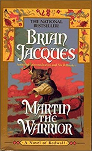 Download Martin the Warrior (Redwall, Book 6) book pdf   audio id:x2oapba