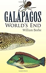 """Galápagos is a glorious book. It is high romance, exact science, fascinating history, wild adventure.""—NationThe Galápagos Islands are famed for their remarkable wildlife, including land and marine iguanas, land tortoises, four-eyed f..."