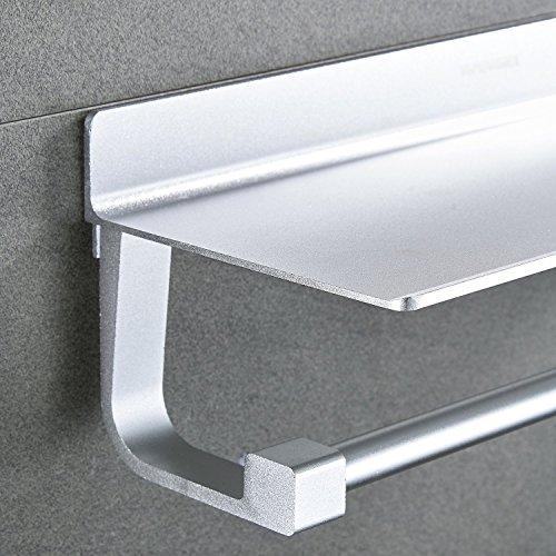 rollenhalter wandrollenhalter f r k chenkrepp ohne bohren. Black Bedroom Furniture Sets. Home Design Ideas
