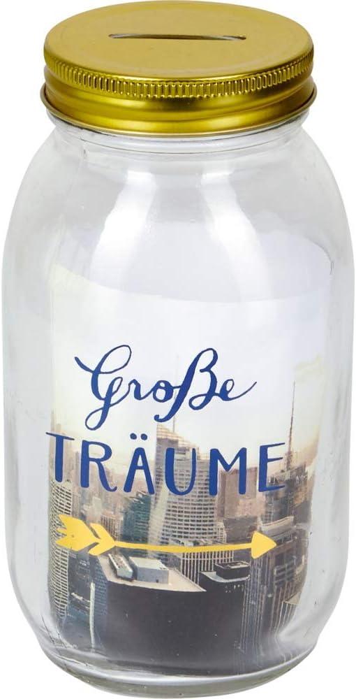 Die Spiegelburg 14232, hucha en frasco de vidrio - diseño: viaje a ...