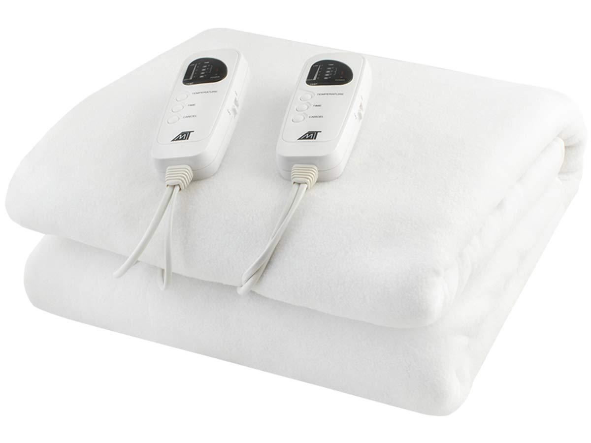 Manta eléctrica para cama de matrimonio Manta eléctrica calor ...