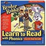 Reader Rabbit Learn to Read with Phonics - 1st and 2nd Grade