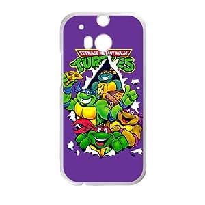 HTC One M8 Phone Case Teenage Mutant Ninja Turtles WT66MN2495