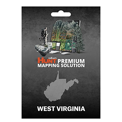 onXmaps HUNT West Virginia: Digital Hunting Map For Garmin GPS + Premium Membership For Smartphone and Computer - Color Coded Land Ownership - 24k Topo - Hunting Specific Data by onXmaps (Image #7)