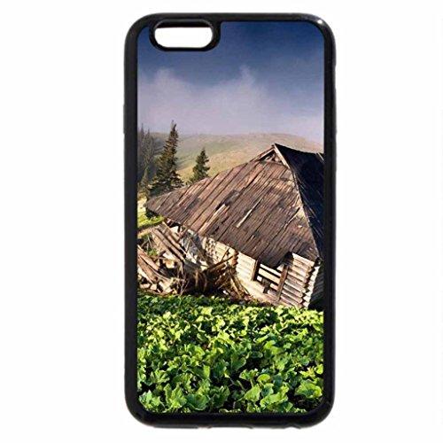 iPhone 6S / iPhone 6 Case (Black) Karpaty mountains,Ukraine