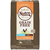 Nutro Grain Free Large Breed Adult Farm-Raised Chicken, Lentils and Sweet Potato Dry Dog Food 24 Pounds For Sale