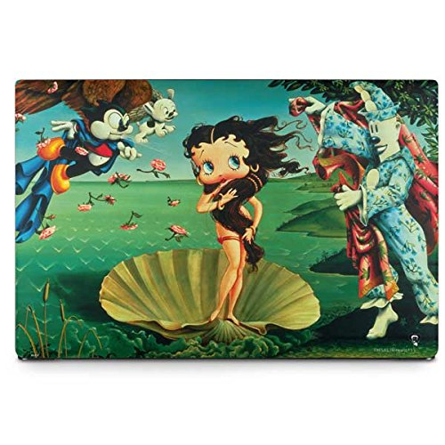 Skinit Betty Boop Dell XPS 15in (2017) Skin - Betty Boop at Sea Design - Ultra Thin, Lightweight Vinyl Decal Protection