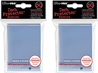 Ultra Pro Gaming Generic 82712 Deck Protector Multi One Size
