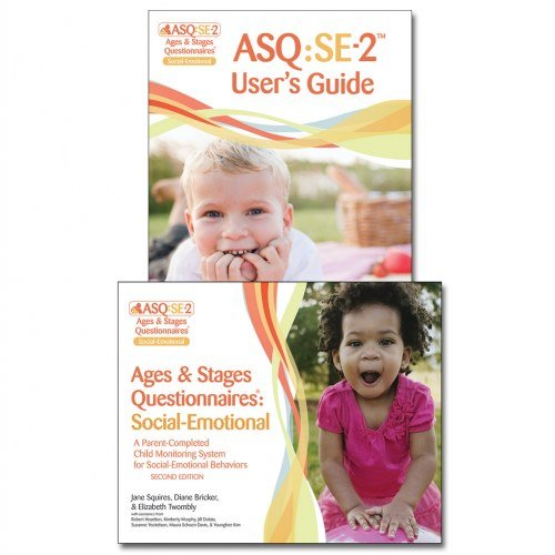 ASQ:SE-2 Starter Kit (Ages & Stages Questionnaires)