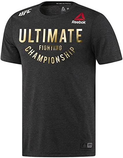 Reebok pour Homme UFC Fight Night Ultime Jersey, Homme