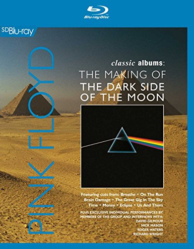 Pink Floyd-Classic Albums-Making of the Dark Side [Blu-ray] (Album Effects)
