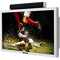 Sunbrite TV SB-4217HD-WH 42 Pro Series Direct Sun Outdoor All-Weather Television, White