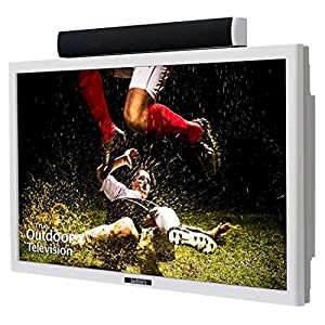 "Sunbrite TV SB-4217HD-WH 42"" Pro Series Direct Sun Outdoor All-Weather Television, White 14"
